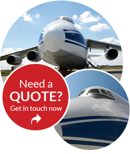 Need a Quote for Air Delivery?